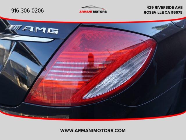 Mercedes-Benz CL-Class 2008 price $19,995