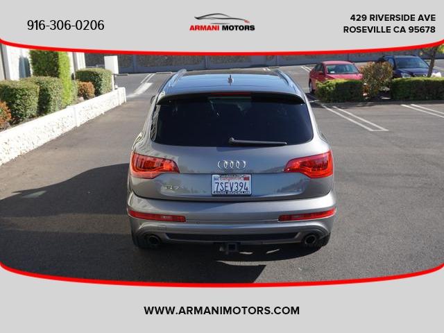 Audi Q7 2011 price $16,495