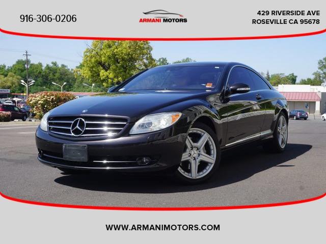 Mercedes-Benz CL-Class 2007 price $19,995