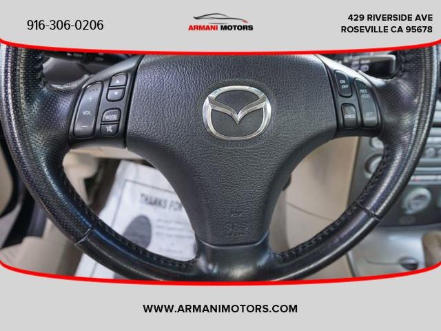 MAZDA MAZDA6 2005 price $6,495