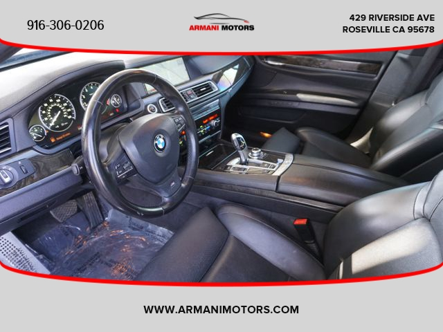 BMW 7 Series 2012 price Call for Pricing.