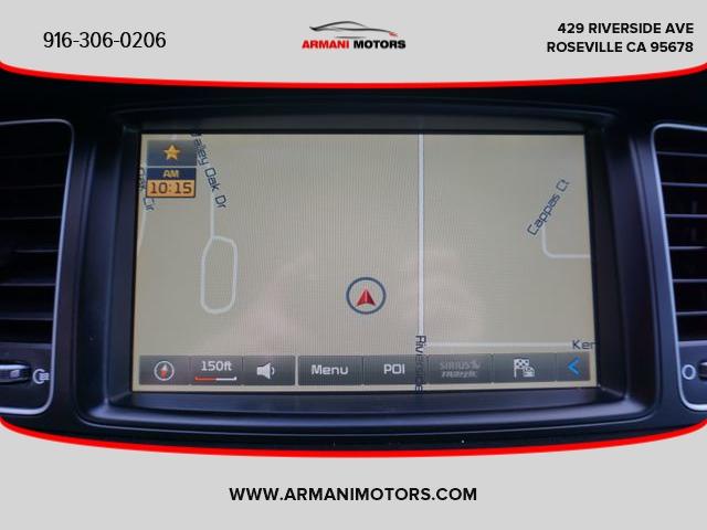 Kia Cadenza 2014 price $18,995