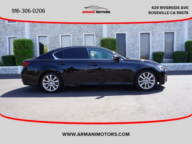 Lexus GS 2015 price $25,995
