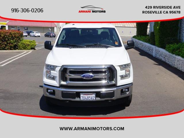 Ford F150 SuperCrew Cab 2015 price $30,995