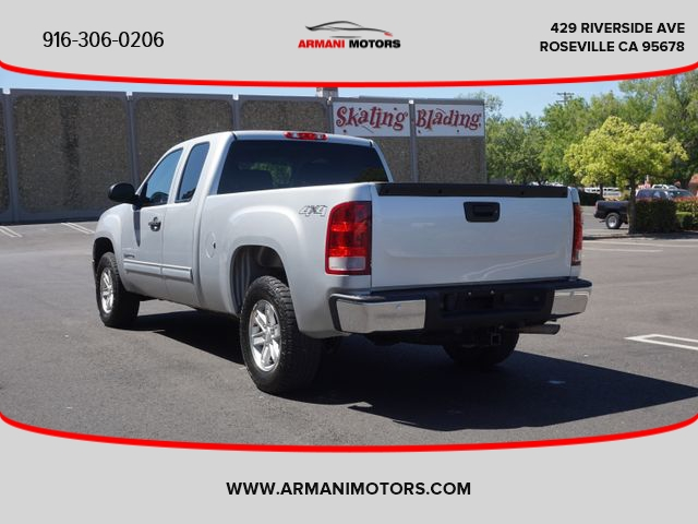 GMC Sierra 1500 Extended Cab 2013 price $25,995