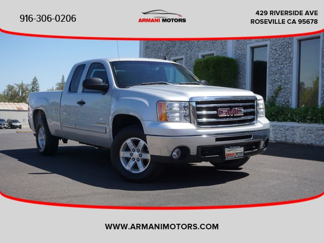 GMC Sierra 1500 Extended Cab 2013 price $24,495