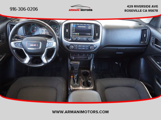 GMC Canyon Crew Cab 2019 price Call for Pricing.