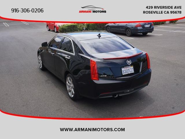 Cadillac ATS 2014 price $15,495