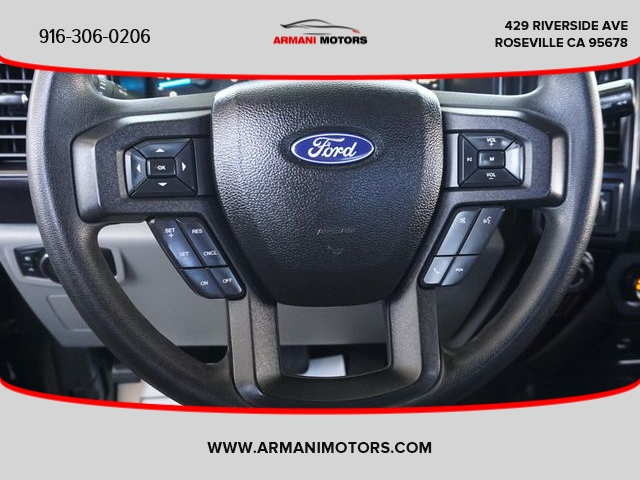 Ford F150 Super Cab 2017 price $30,795