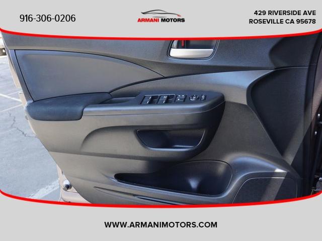 Honda CR-V 2015 price $11,995