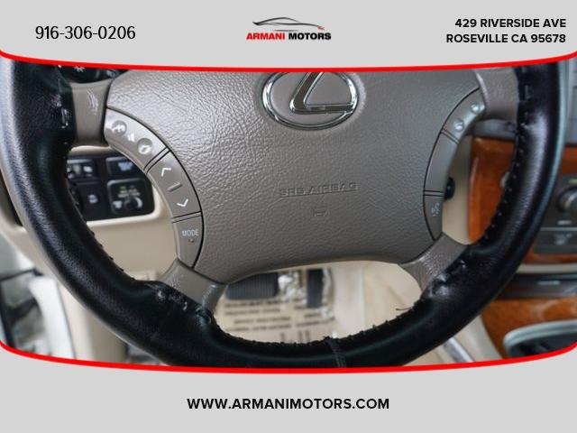 Lexus LX 2005 price $18,995