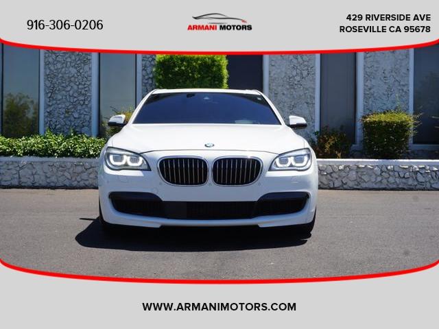 BMW 7 Series 2015 price $23,995