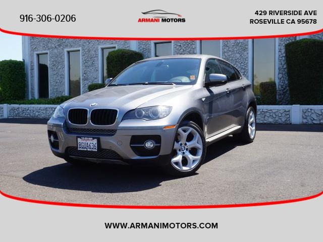 BMW X6 2012 price $20,495