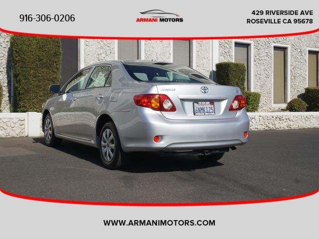Toyota Corolla 2010 price $10,495