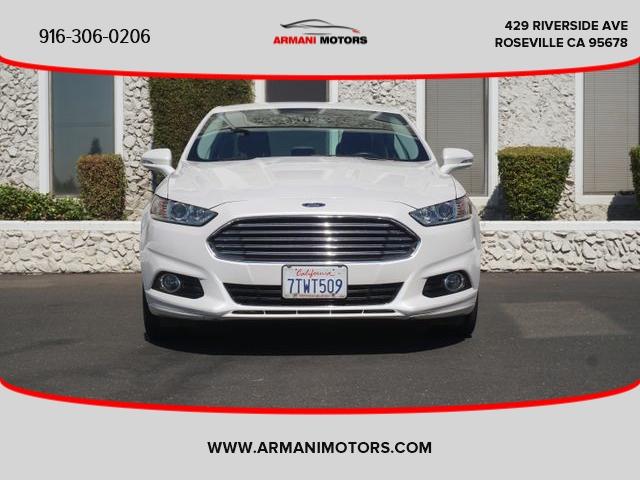 Ford Fusion Energi 2016 price $14,495