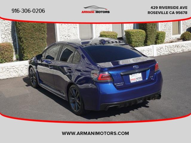 Subaru WRX 2016 price $24,495