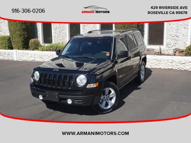 Jeep Patriot 2012 price $8,795