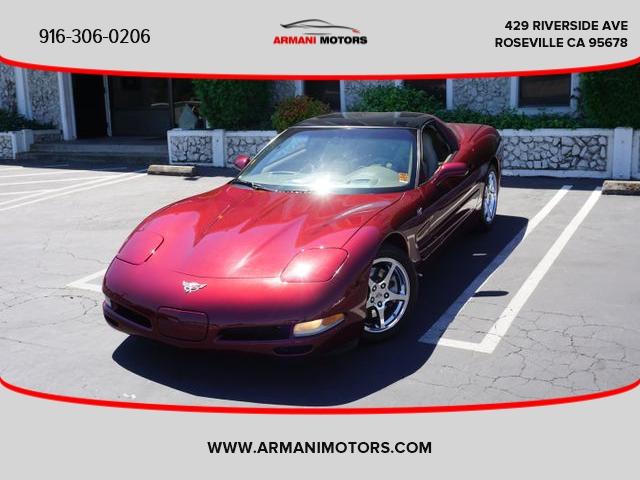 Chevrolet Corvette 2003 price $22,995
