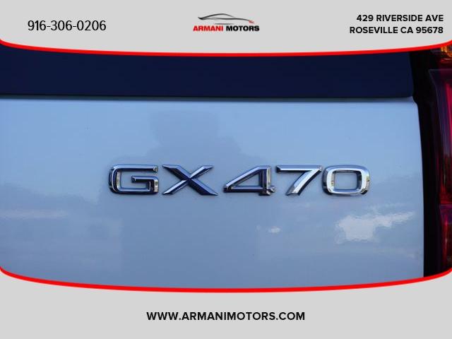 Lexus GX 2007 price $13,995
