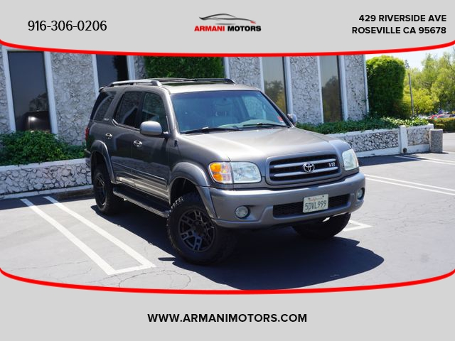 Toyota Sequoia 2003 price $17,995