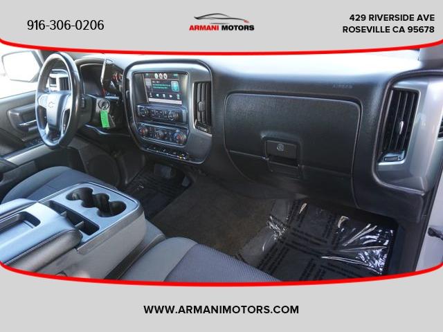 Chevrolet Silverado 1500 Crew Cab 2015 price $35,995