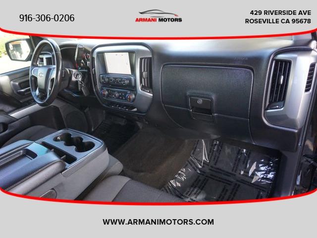 Chevrolet Silverado 1500 Crew Cab 2015 price $30,995