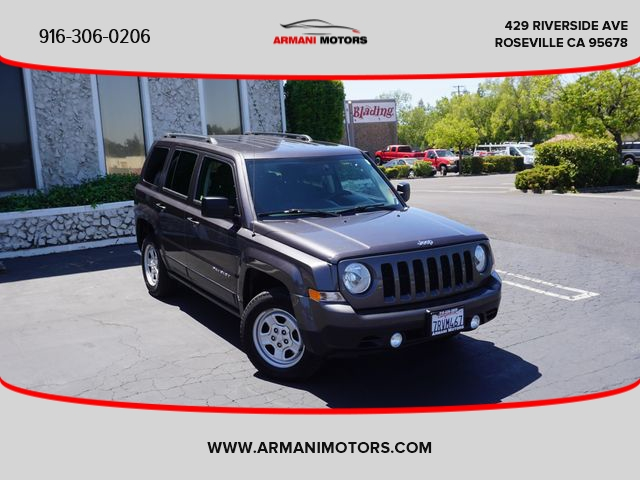 Jeep Patriot 2015 price $12,495