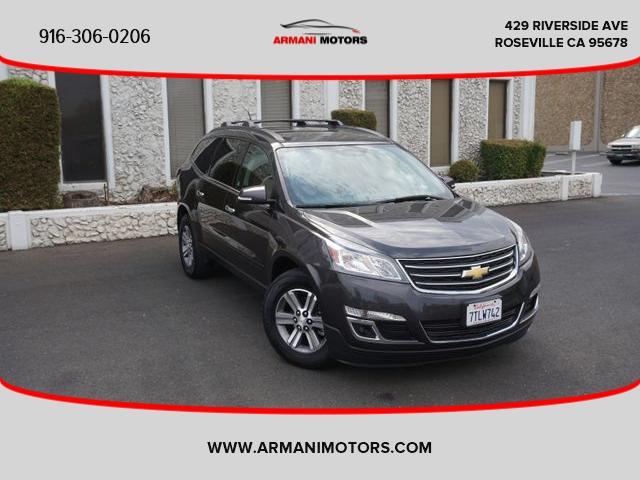Chevrolet Traverse 2016 price $21,495