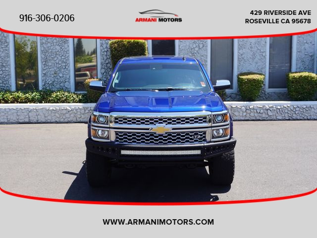 Chevrolet Silverado 1500 Crew Cab 2014 price $33,995