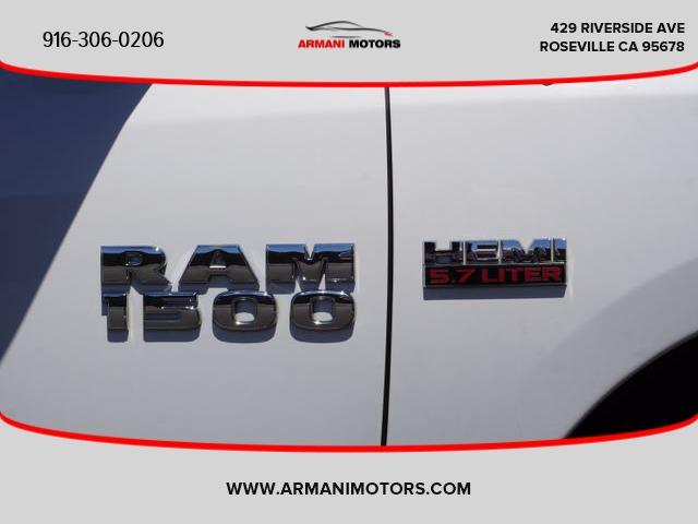 Ram 1500 Crew Cab 2017 price $32,495