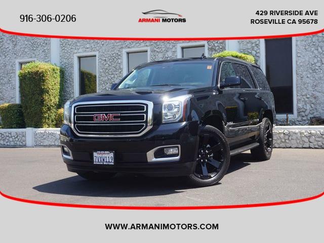 GMC Yukon 2017 price $40,995
