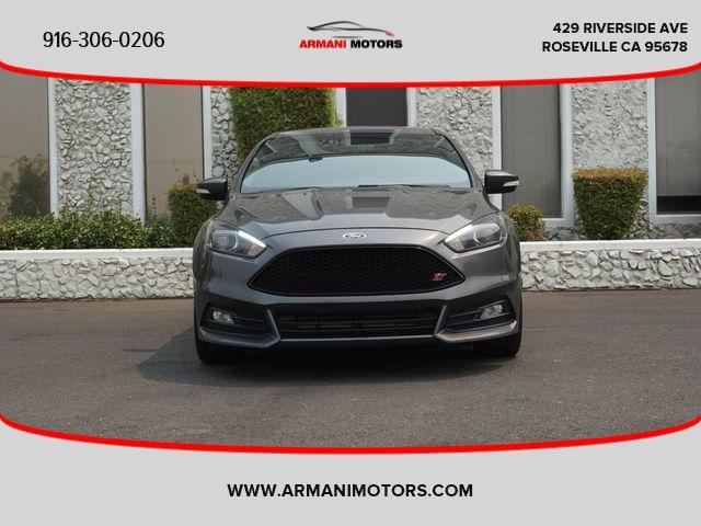 Ford Focus ST 2015 price $17,500