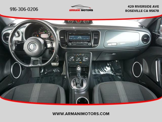 Volkswagen Beetle 2012 price $13,895