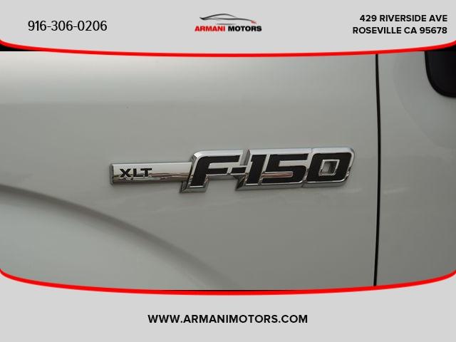 Ford F150 SuperCrew Cab 2013 price $23,995