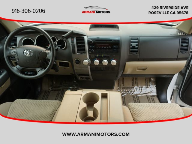 Toyota Tundra Double Cab 2010 price $23,995