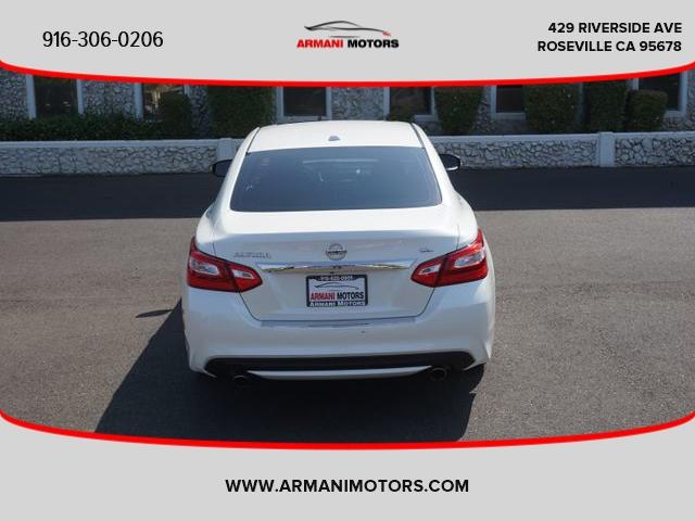 Nissan Altima 2016 price $15,495