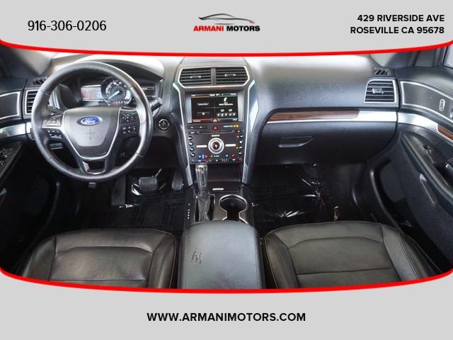 Ford Explorer 2016 price $21,995