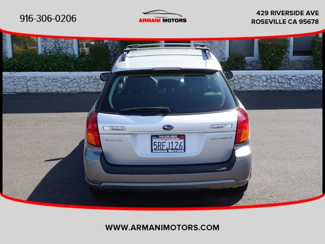 Subaru Outback 2005 price Call for Pricing.
