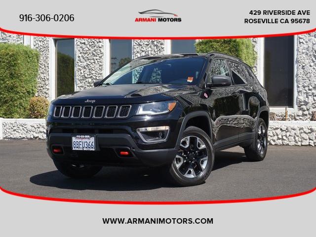 Jeep Compass 2017 price $21,995