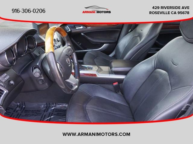 Cadillac CTS 2012 price $13,995