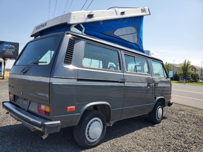 Volkswagen Vanagon/Campmobile 1986 price $14,977
