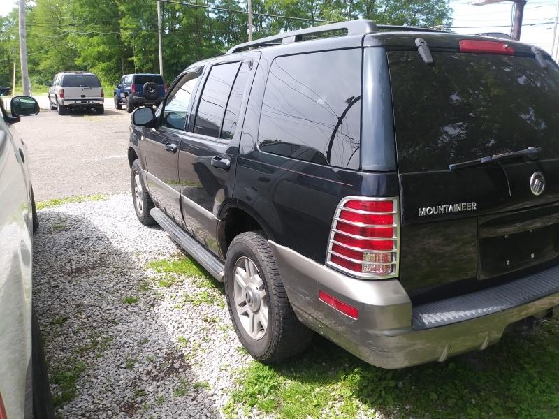 Mercury Mountaineer 2004 price $3,950