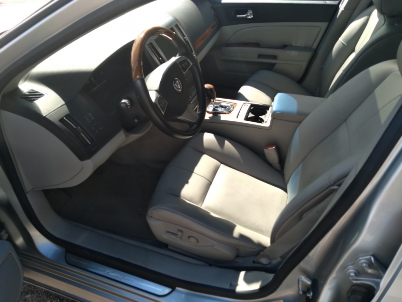 Cadillac STS 2008 price $5,550