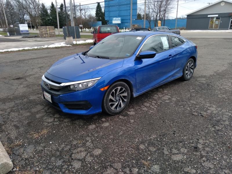 Honda Civic Coupe 2017 price $12,500