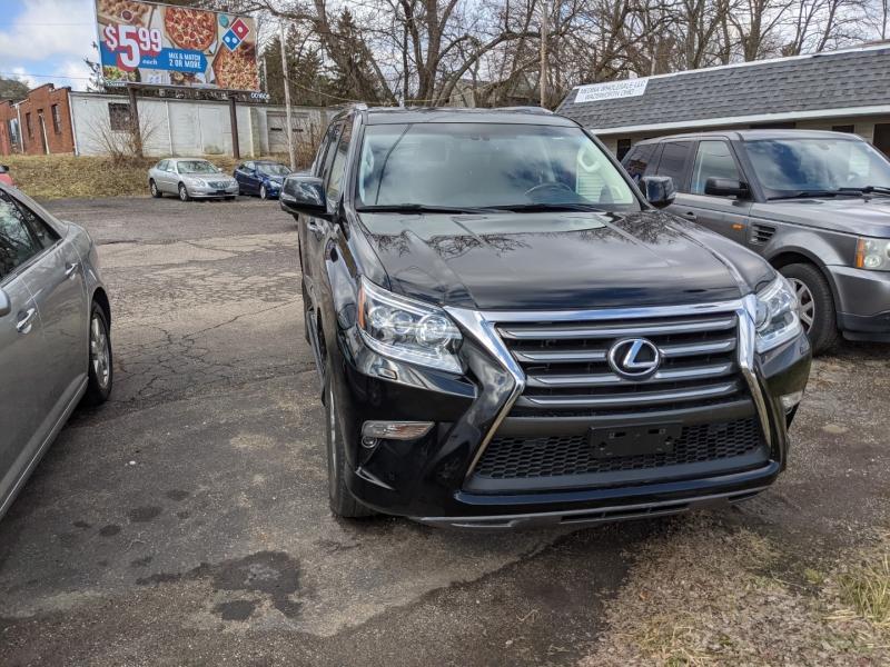 Lexus GX 2018 price $38,500