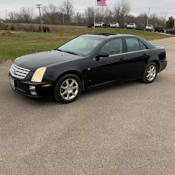Cadillac STS 2007 price $4,900