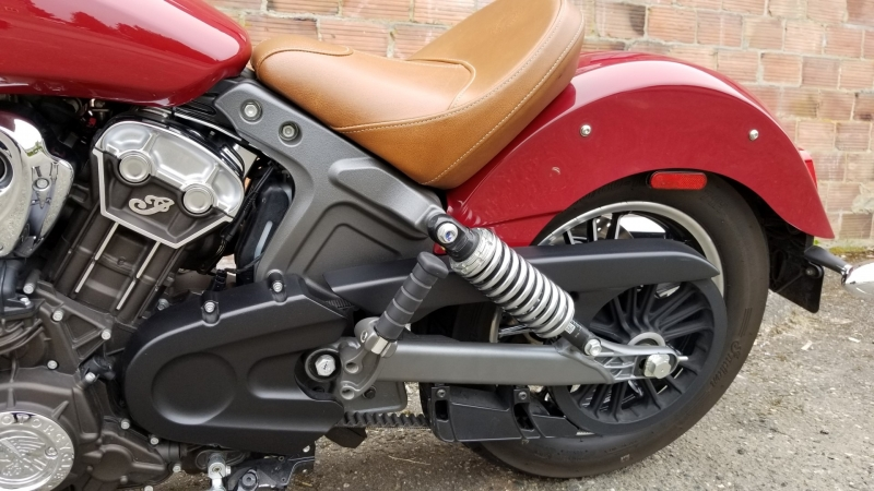 Indian Scout 2016 price $9,950