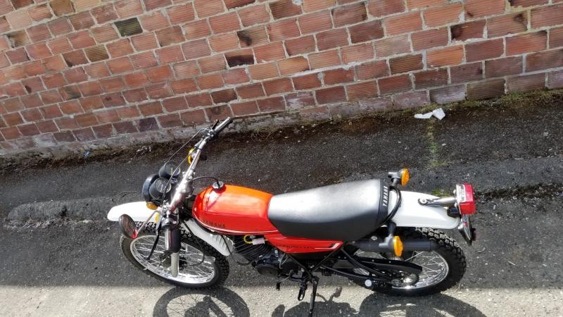 Yamaha DT175 1981 price $5,250