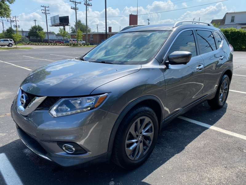 Nissan Rogue 2016 price $17,980