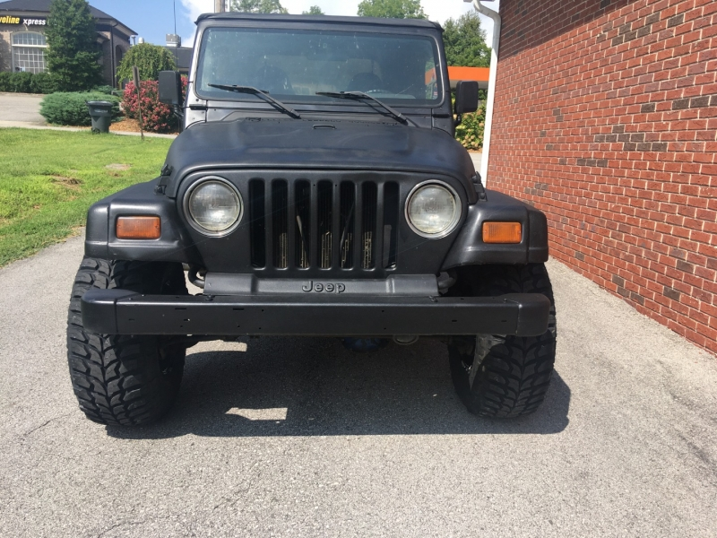 Jeep Wrangler 1997 price $7,680